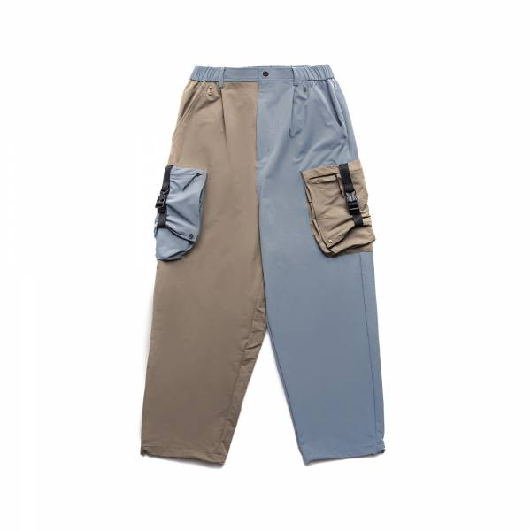 oqLiq 2021SS - natural blessing - side width pants