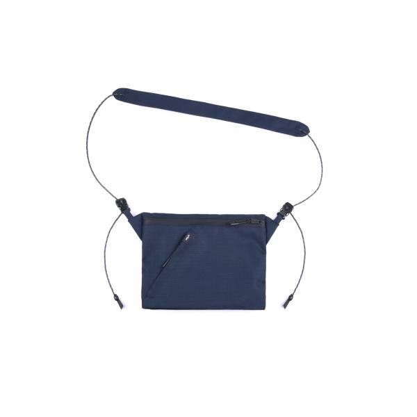 oqLiq - Project 06.2 - River sacoche bag - small - navy
