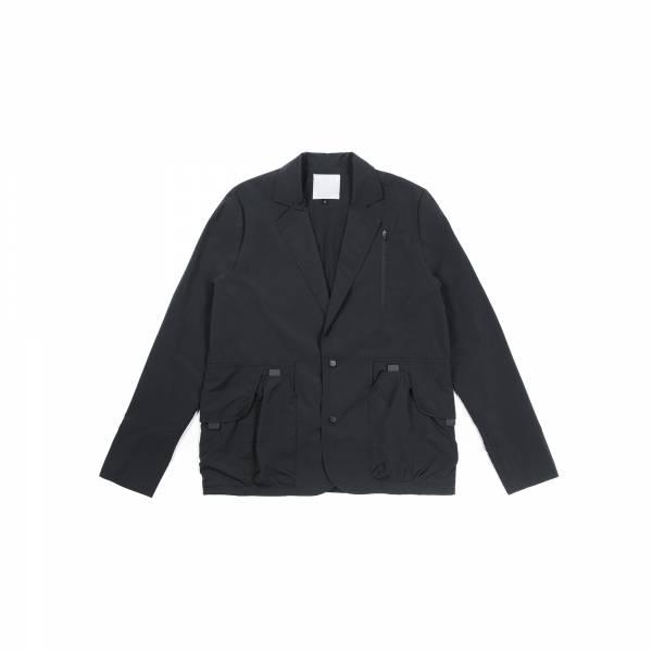 oqLiq 2021SS - natural blessing - tai chi pocket suit+ - black