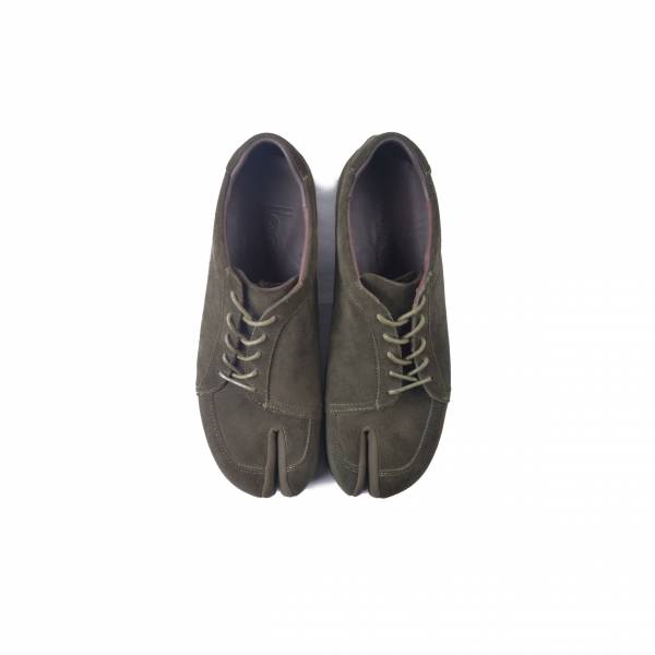 oqLiq X LESS - TABI Sneakers - olive