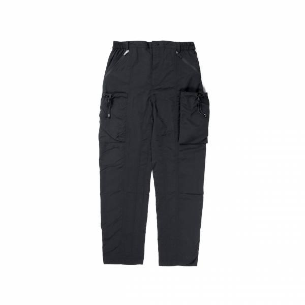 oqLiq 2021SS - natural blessing - drawstring pants - black