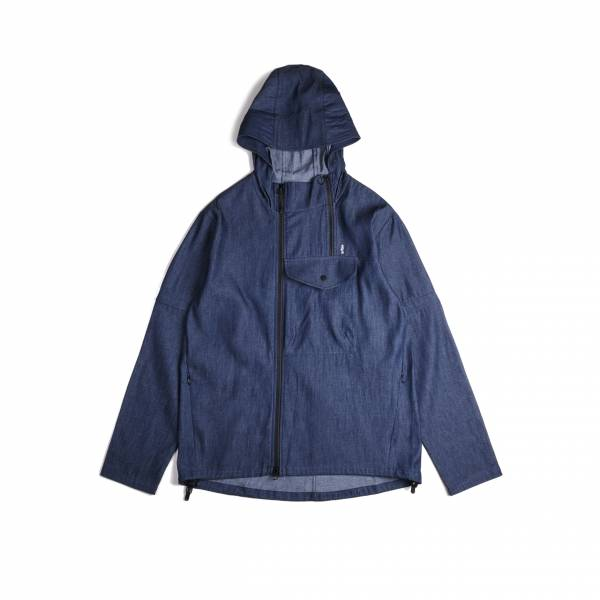 oqLiq 2020SS - omni direction - nonsimilar  jacket - denim