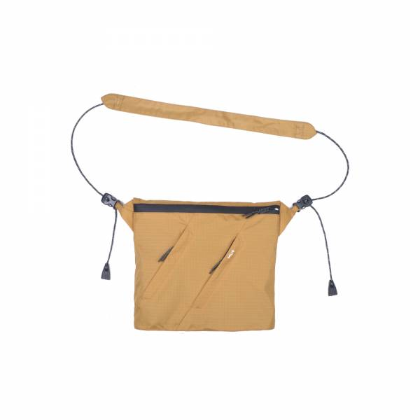 oqLiq - Project 06.2 - River sacoche bag - medium - khaki