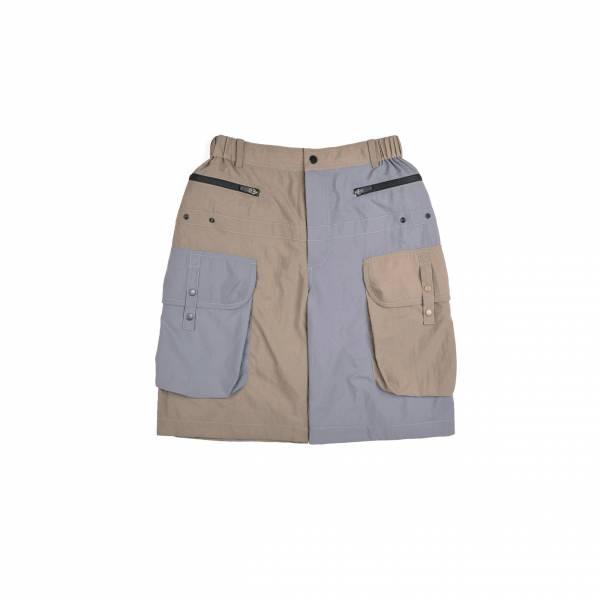 oqLiq 2021SS - natural blessing - gen shorts