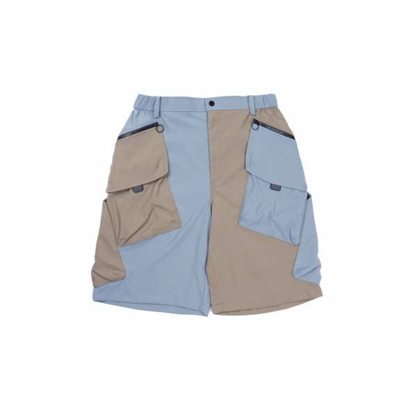 oqLiq 2021SS - natural blessing - tai chi pocket shorts