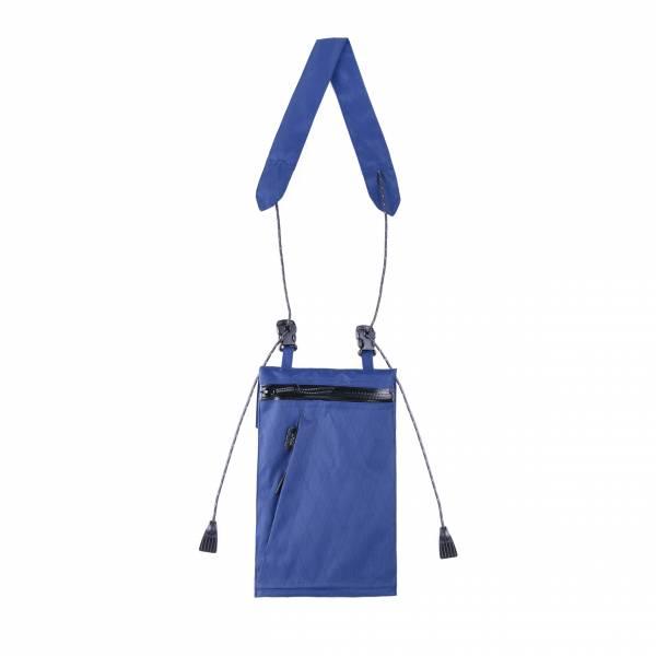 oqLiq 2019SS - Dualism - river sacoche bag mini - blue