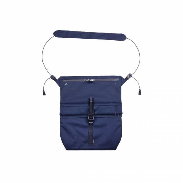 oqLiq 2021SS - natural blessing - side sacoche bag - navy