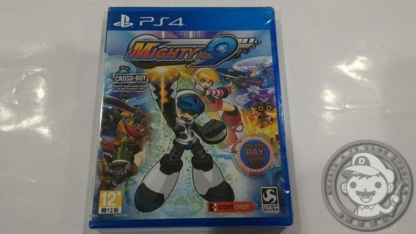 全新 PS4 原版片, 麥提 9 號 中文版(內附特典不保證可用喔)