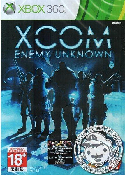 出清 全新 XBOX360 原版遊戲片, XCOM:未知敵人 英文亞版