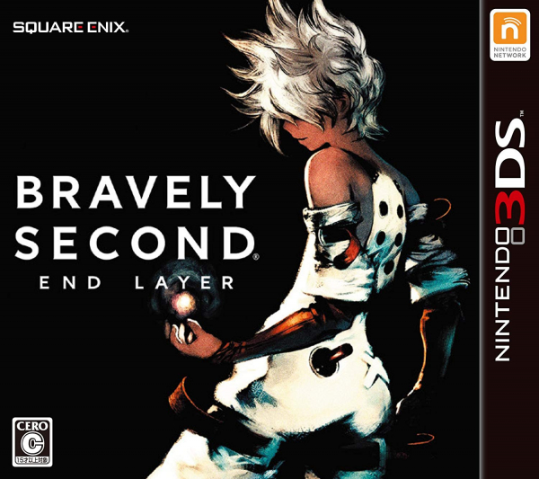 全新 3DS 原版卡帶, Bravely Second:End Layer 純日版