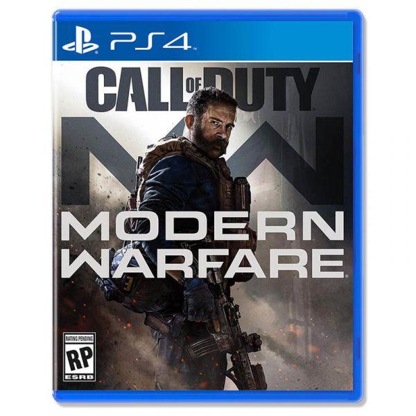 全新 PS4 原版遊戲片,  決勝時刻:現代戰爭 中文一般版