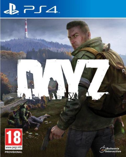 全新 PS4 原版遊戲片, DayZ 國際版 中英文合版