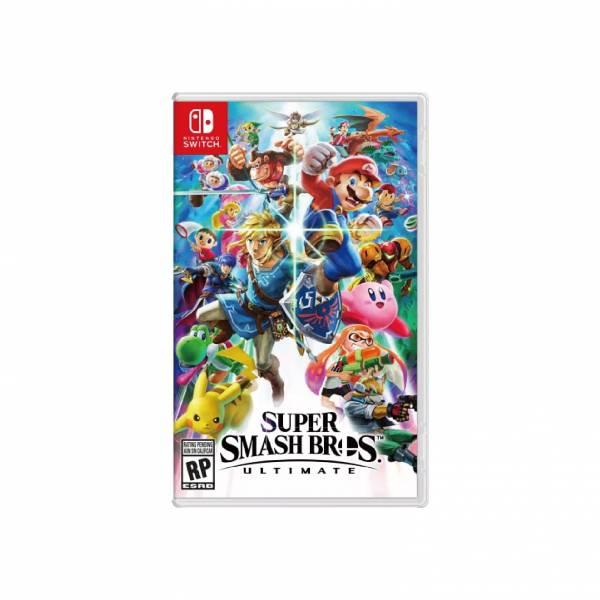 全新 NS Switch 原版遊戲, 任天堂明星大亂鬥 中文版, 無特典DLC及額外官方桌曆贈品