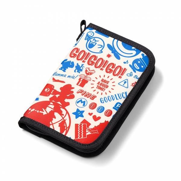 [預購] 任天堂原廠 超級瑪利歐旅行系列 旅行證件套 [預計2019年內上市]