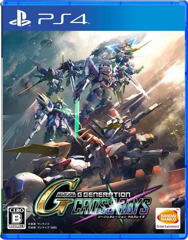 日版預購 全新 PS4 原版遊戲片, SD 鋼彈 G 世代 火線縱橫 日文普通版 [預計2019年11月28日上市]