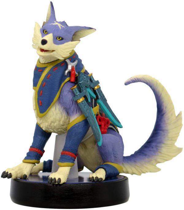 全新任天堂明星 NFC 連動人偶玩具 amiibo, 魔物獵人:崛起(隨從加爾克)