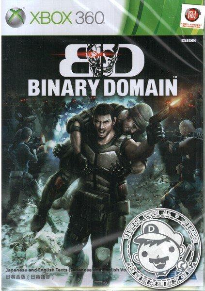 出清 全新 XBOX360 原版遊戲片, 二元領域 日英文合版
