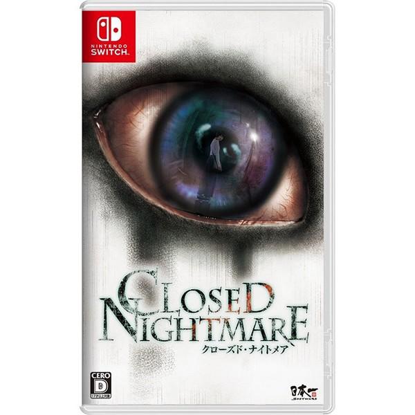 特價片 全新 NS 原版遊戲片, 封閉的惡夢 CLOSED NIGHTMARE 中文版