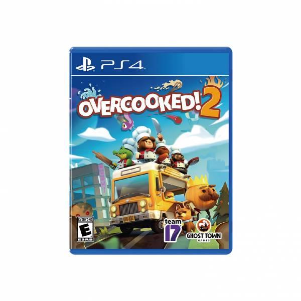 全新 PS4 原版遊戲片, 煮過頭 2 英文包裝版(可調簡體中文), 沒附任何DLC或贈品喔