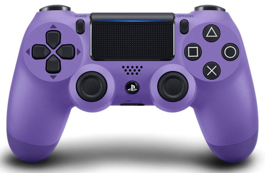 全新台灣 SONY 公司貨 PS4 DUALSHOCK 4 新款無線控制器(電光紫)