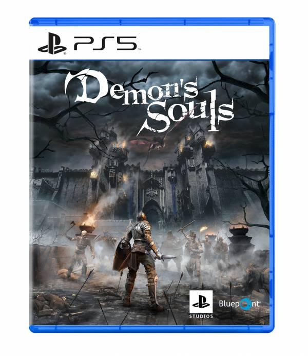 全新 PS5 遊戲片, 惡魔靈魂 重製版 中文版