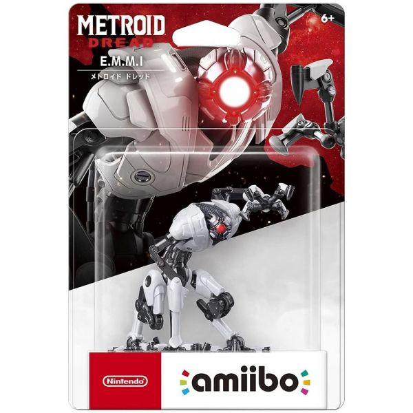全新任天堂 amiibo E.M.M.I.(密特羅德系列) 款(不含遊戲片)