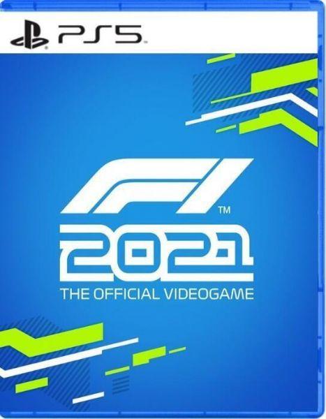 全新 PS5 原版片, F1 2021 簡體中英文合版