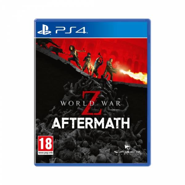 全新 PS4 原版遊戲片, 末日之戰Z 劫後餘生 國際包裝 中英文合版
