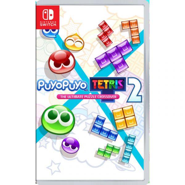全新 Switch 原版卡帶, 魔法氣泡™ 特趣思™ 俄羅斯方塊™ 2 中文版