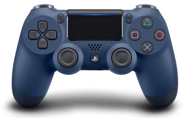 全新台灣 SONY 公司貨 PS4 DUALSHOCK 4 新款無線控制器(午夜藍)