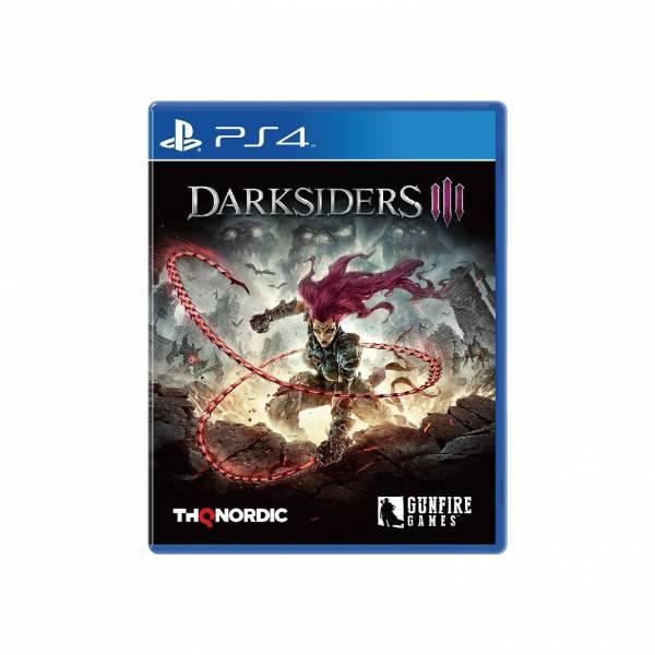 特價片 全新 PS4 原版遊戲片, 暗黑血統 末世騎士 3 英文包裝簡體中文版