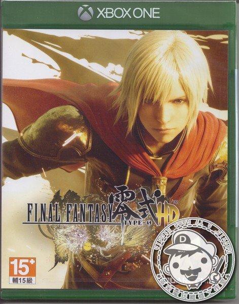 出清 全新 XBOX ONE 遊戲片, Final Fantasy 零式 HD 中文版