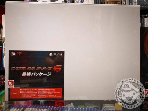 期間限定 全新 PS4 原版遊戲, 生死格鬥 6 DOA 6 中文最強組合包