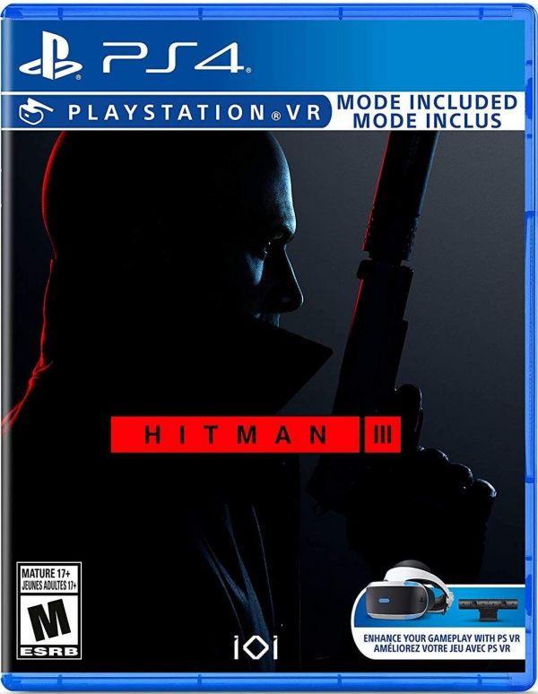 全新 PS4 原版遊戲片, 刺客任務3 國際包裝 中英文合版