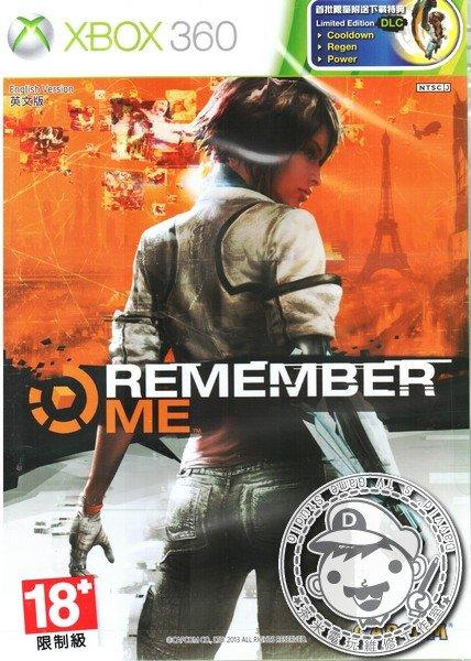 出清 全新 XBOX360 原版遊戲片, 記憶駭客 英文亞版