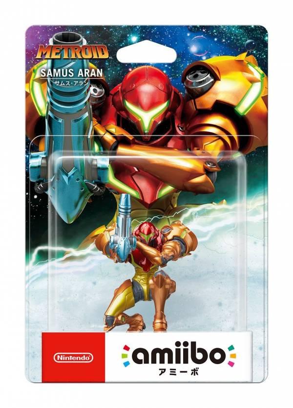 預購 全新任天堂明星 NFC 連動人偶玩具 amiibo, 薩姆斯(銀河戰士:回歸 系列) 款(不含遊戲片)