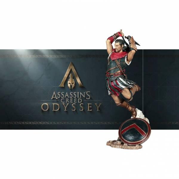 全新 刺客教條:奧德賽 亞歷克西歐斯公仔, 無遊戲片