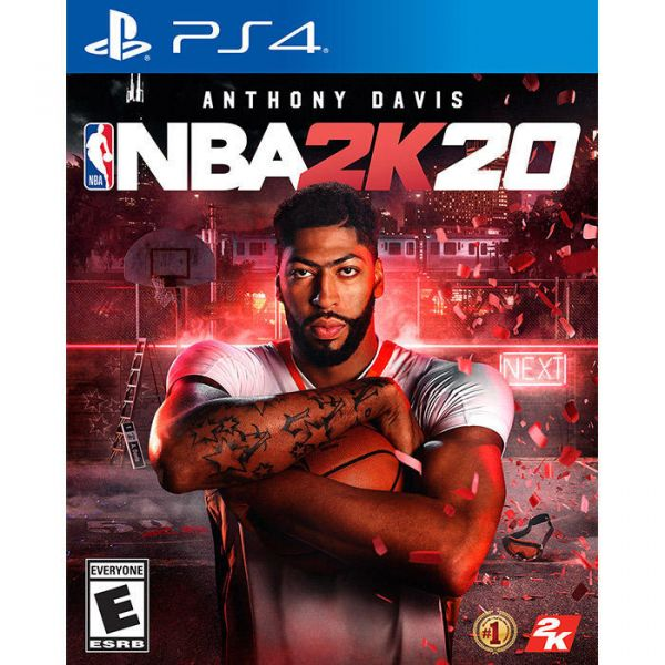 期間限定 全新 PS4 原版遊戲片, NBA 2K20 中文標準版