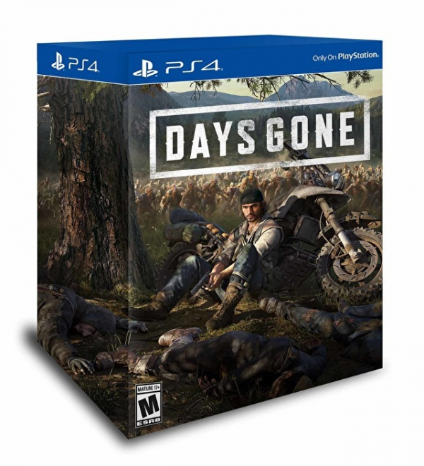 不挑盒況 全新 PS4 原版遊戲片, 往日不再 中文珍藏版, 無額外贈品
