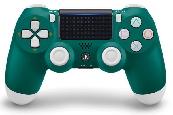 全新台灣 SONY 公司貨 PS4 DUALSHOCK 4 新款無線控制器(高山綠)