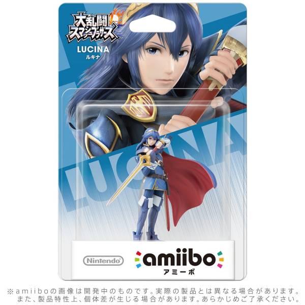 全新任天堂明星 NFC 連動人偶玩具 amiibo, 大亂鬥 露琪娜 款(不含遊戲片)