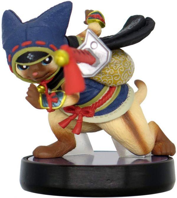 全新任天堂明星 NFC 連動人偶玩具 amiibo, 魔物獵人:崛起(隨從艾路)