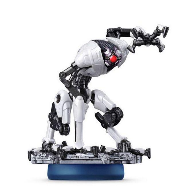 配分預購 全新任天堂 amiibo E.M.M.I.(密特羅德系列) 款(不含遊戲片)  預計10月08日上市