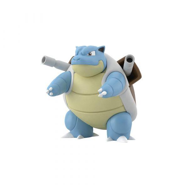 全新代理版檢驗合格 盒玩(無糖果) 精靈寶可夢 SCALE WORLD 水箭龜