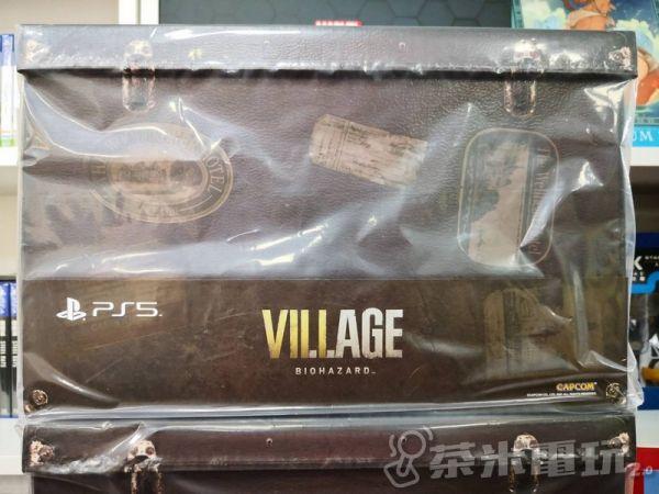全新 PS5 原版遊戲片, 惡靈古堡 8:村莊 中文典藏版 [預計05月07日上市]