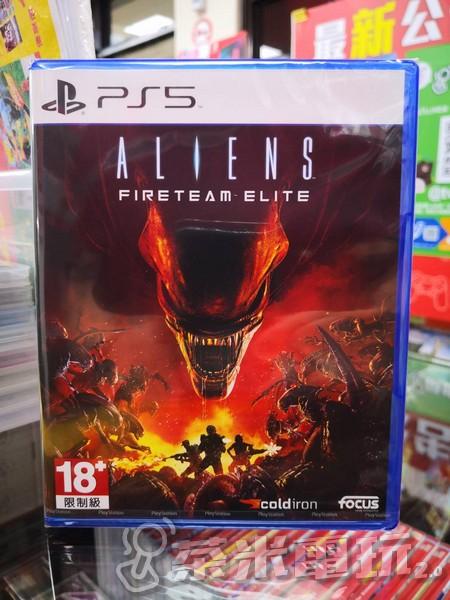 全新 PS5 原版遊戲片, 異形:戰術小隊 國際包裝中文版