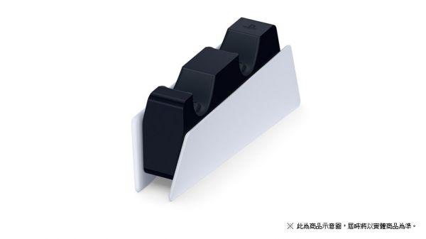 台灣代理貨 全新 SONY 原廠 PS5 DualSense 無線控制器 充電座, 憑發票自送原廠保固一年