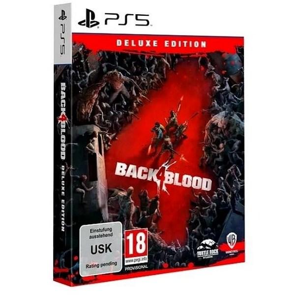 全新 PS5 原版遊戲片, 喋血復仇 國際包裝中文豪華版