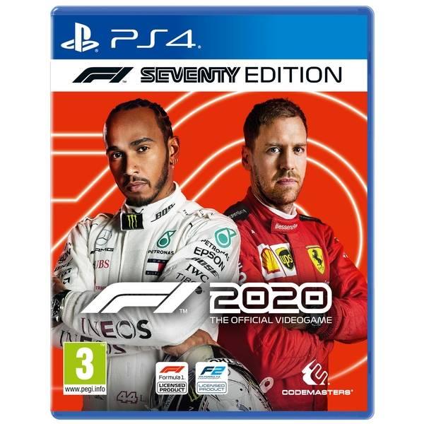全新 PS4 原版遊戲片, F1 2020 簡中英合版