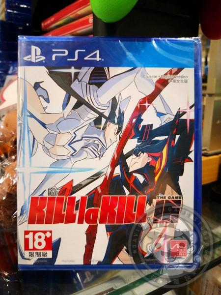 全新 PS4 KILL la KILL the GAME -異布- 中文一般版